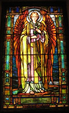 Stained-Glass Windows | Theodore Parker Church
