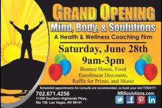 Don't forget tomorrow is our Grand Opening! Help support us by coming down & sharing this with everyone you know!