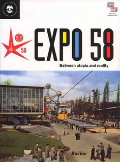 Expo '58 + Philips Pavilion / Le Corbusier and Iannis Xenakis