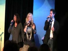 Karen Peck & New River sing Special Love