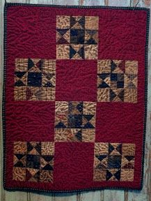 quiltsbycheri - cute little free pattern!