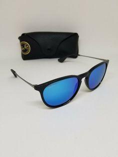 RAY-BAN 4171 ERIKA SUNGLASSES BEAUTIFUL DESIGN AUTHENTIC (C504)  fashion   clothing cf3fc62719e1