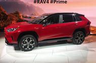 Toyota Rav4 Plug In Hybrid Uk Details Confirmed New Version Of Fifth Generation Suv Will Go On Sale With 302bhp And A 38 Mile Plus In 2020 Rav4 Toyota Rav4 Toyota