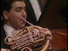 Shostakovich: 10. Symphony Horn solos (Will Sanders) Symphonieorchester des Bayerischen Rundfunks Georg Solti French Horn, Youtube, Orchestra, Youtubers, Youtube Movies