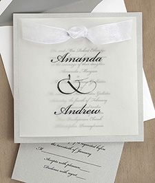 happy together butterfly wedding invitation