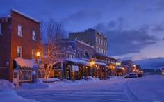 landscapes architecture buildings store town winter snow seasons place vehicles cars night lights hdr photography roads sky clouds sunset sunrise window lamp street free desktop backgrounds and wallpapers Sunrise Window, Truckee California, Sacramento California, Visit California, Small Town America, North America, Reno Tahoe, Nevada City, Hdr Photography