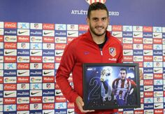 Koke: I'm proud to be making history at Atletico