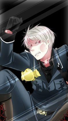 Prussia lol :D #Hetalia