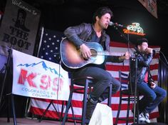 Dan + Shay New From Nashville at the Boot Grill