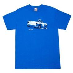 Felix Petrol Porsche 550 Spyder car t-shirt
