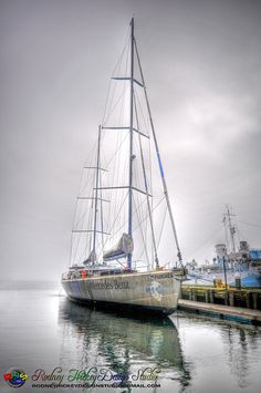 PANGEA Sail Boat by Rodney Hickey Design Studio, via Flickr