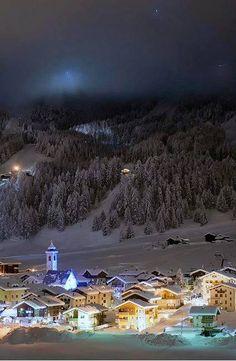 Livigno (Sondrio),Lombardia - Italia