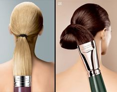 amazing ads for hair - Koleston Brush  http://www.pinterest.com/ronkadarishko/ron-kadarishko-marketing/