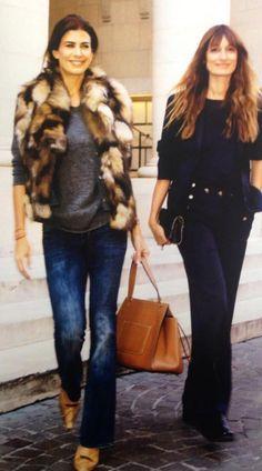 juliana awada - Buscar con Google Fashion Tv, World Street Fashion, Work Fashion, Unique Fashion, Autumn Fashion, Fashion Outfits, Classy Outfits, Cool Outfits, Casual Outfits