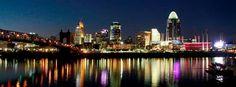 Cincinnati.Ohio!