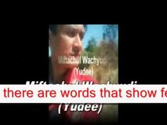 there are words that show feelings- Miftachul Wachyudi (Yudee)