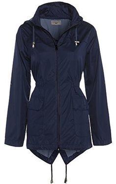 Women's Raincoat