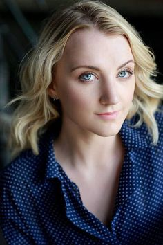 "Evanna Lynch (Termonfeckin, County Louth, Ireland) Height: 5' 2¼"" (1.58 m)"