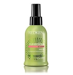 Redken® Curvaceous Wind Up Curly & Wavy Hair Reactivating Spray