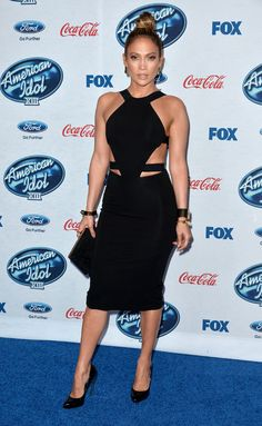 I want it! Jennifer Lopez in Cushnie et Ochs