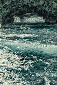 ~ 900 Hundred Days Later ~   Wild Water Breakthrough - The Atlantic   uwhe-arts   microcvts.tumblr.com