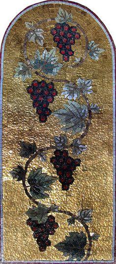 ❤ - Grapevine Mosaic