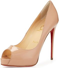 10 Amazing New Christian Louboutin Shoes at Neiman Marcus efc463d01b