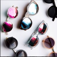 My kind of glasses and today is a day for #sunglasses #aboutyou #covetme