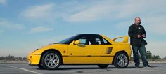 What It's Like To Drive The Only* Autozam AZ-1 In America Plane Engine, Normal Cars, Kei Car, Yellow Car, City Car, Automobile Industry, Performance Cars, Mazda, Engineering