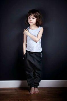 KID Fashion Blog: Kujukuju - Cool monochrome kids clothes from Poland