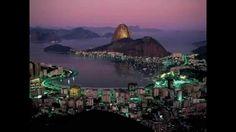 Views of Sugarloaf Mountain and the Harbor of Rio de Janeiro