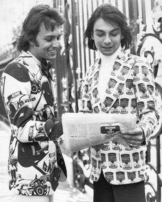 Mens fashion 1970s