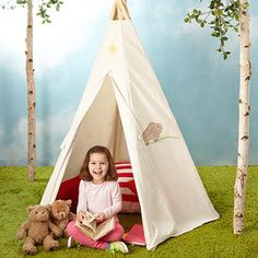 Teepee event. On sale now