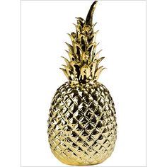 Pols Potten Ananas, gold