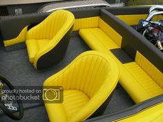Houston - - Camaro and Firebird Forum Discussion Boat Upholstery, Sport Yacht, Classic Wooden Boats, Ski Boats, Boat Seats, Float Your Boat, Diy Boat, Boat Covers, Boat Interior