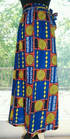 Passports of Pier 1 Imports African Wax Print Ankara Maxi Skirt Size M Medium Black Nativity, Pier 1 Imports, Ankara, Wax, African, Medium, Skirts, Shopping, Women
