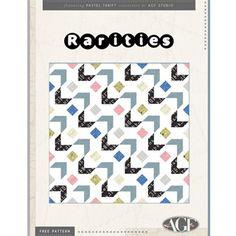 Rarities Quilt Pattern instructions Download