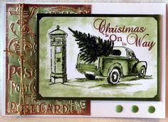 Sheena Douglass – Crafts, Papercrafting, Stamps, Create & Craft » Winter Sketchies Christmas Card Crafts, Handmade Christmas, Sheena Douglass, Frantic Stamper, Crafters Companion, Masculine Cards, Paper Crafts, Crafty, My Favorite Things