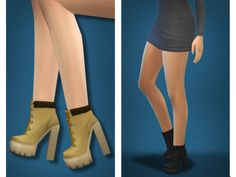 sims 4 cc | Sims 4 Shoes for females downloads » Sims 4 Updates » Page 15 of 31