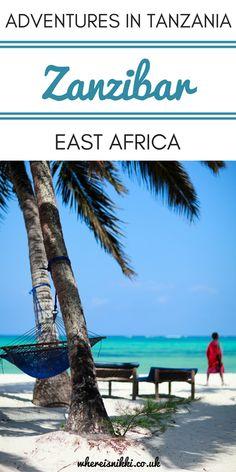 Daydreaming of Days Gone by in Zanzibar, Tanzania