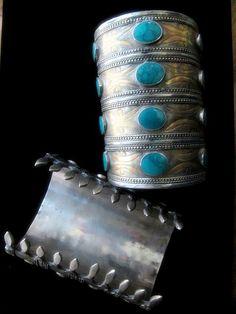 Turkman tribal cuff