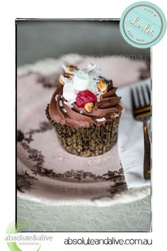 Rocky Road Cupcakes...