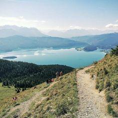 Bergwanderung auf den Jochberg
