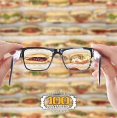 se nn ci vedi più dalla fame... metti gli occhiali..  La cosa più difficile da noi??? LA SCELTA.. con 100 tipi diversi di panini non è facile.. e 25 sono sempre ad € 1,00