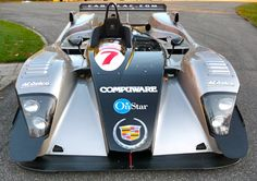 2002 cadillac lmp02 lemans prototype car is pristine and for Wayne motor vehicle inspection hours