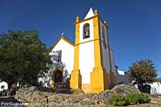 Igreja Matriz de Alter Pedroso - Portugal | Flickr - Photo Sharing! Alentejo, Portugal