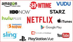 Image result for Streaming Service providers