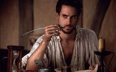 William Shakespeare as portrayed by Joseph Fiennes in 'Shakespeare in Love'