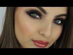 Double Wing Eyeliner Tutorial - YouTube