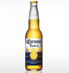 Corona Brewery Grupo Modelo Style Pale lager ABV Corona Extra is a pale lager produced by Grupo Modelo in Mexico. It is one of the top-selling beers worldwide, and in the United States it is the top-selling imported beer. Corona Bottle, Beer Bottle, Best Beer To Drink, Beer Offers, Corona Extra, Mexican Beer, Malted Barley, Lager Beer, Beer Brands